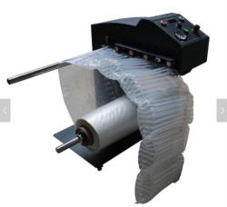 Q type air bag inflate machine