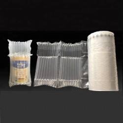 L type air column bag roll