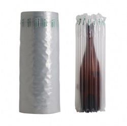 U type air column bag roll